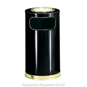 Rubbermaid FGSO16SU10GLBK Ash Tray Receptacle