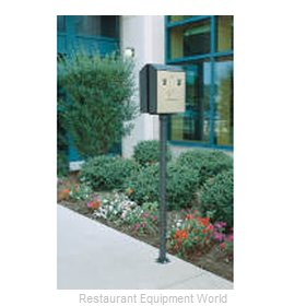 Rubbermaid FGSSSM Smokers Station Pole