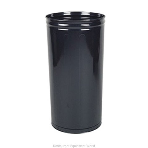 Rubbermaid FGWB2029BK Waste Basket Metal