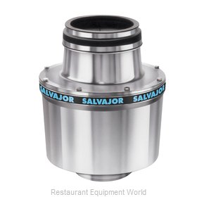 Salvajor 100-CA-12-MRSS-LD Disposer