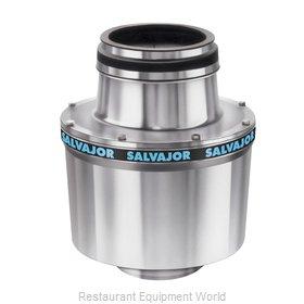 Salvajor 100-CA-15-MSS Disposer