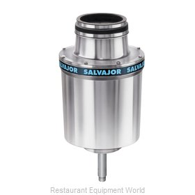 Salvajor 300-CA-15-MSS-LD Disposer
