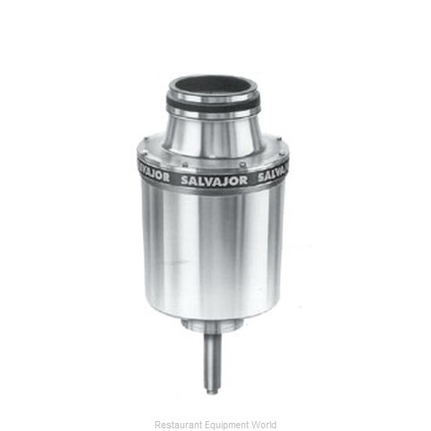 Salvajor 500-CA-15-ARSSLD Disposer (Magnified)