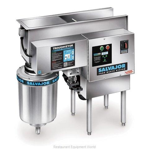 Salvajor 500-TVL Disposal System
