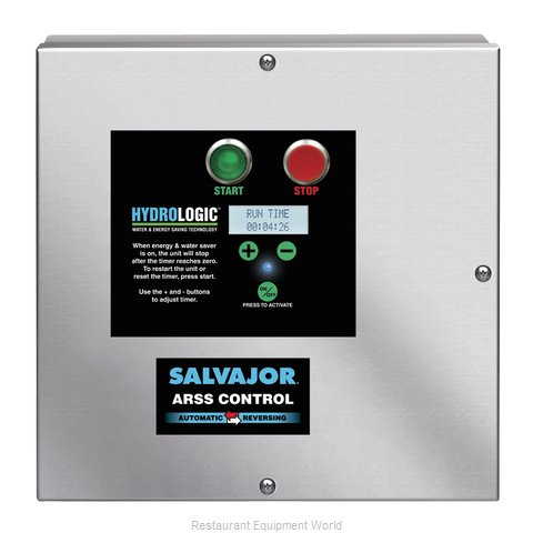 Salvajor ARSS Disposer Control Panel