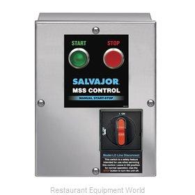 Salvajor MSS-LD Disposer Control Panel