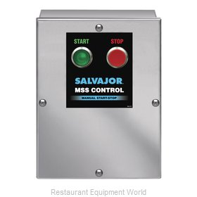 Salvajor MSS Disposer Control Panel