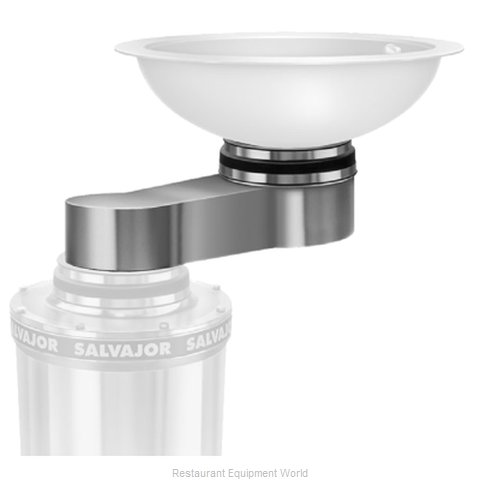 Salvajor OFC Disposer Accessories (Magnified)