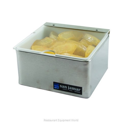 San Jamar B4061INL Bar Condiment Server, Countertop