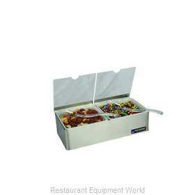 San Jamar B4122INL Bar Condiment Server, Countertop