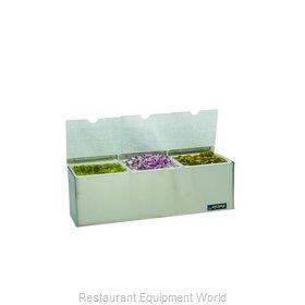 San Jamar B6183INL Bar Condiment Server, Countertop