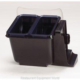 San Jamar BD2004NL Bar Condiment Server, Countertop