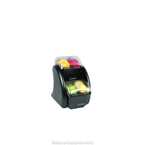 San Jamar BDS2204NL Bar Condiment Server, Countertop