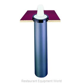 San Jamar C2410C16 Cup Dispensers, In-Counter