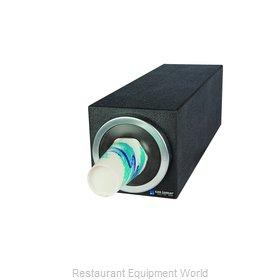San Jamar C2901 Cup Dispensers, Countertop