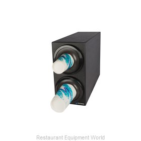 San Jamar C2902BK Cup Dispensers, Countertop