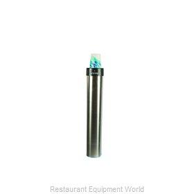 San Jamar C3400EH Cup Dispensers, Surface Mount