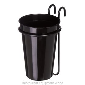 San Jamar C8500S Straw Holder