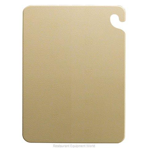 San Jamar CB121834BR Cutting Board, Plastic