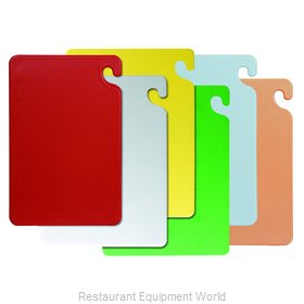 San Jamar CB1218KC Cutting Board, Plastic