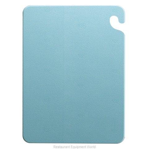 San Jamar CB152012BL Cutting Board, Plastic