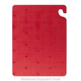 San Jamar CB152012RD Cutting Board, Plastic