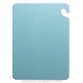 San Jamar CB182434BL Cutting Board, Plastic