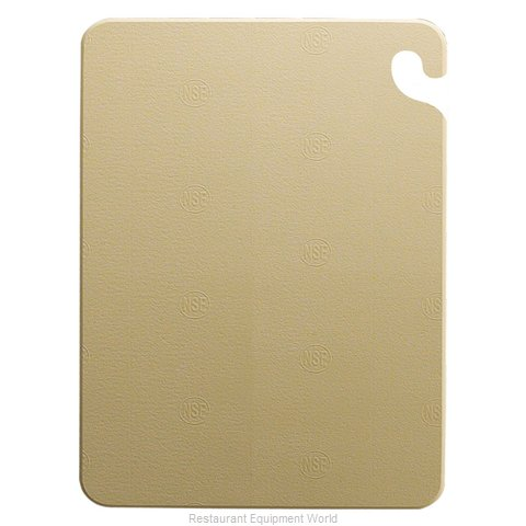 San Jamar CB182434BR Cutting Board (Magnified)