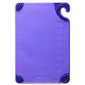 San Jamar CBG121812PR Cutting Board, Plastic