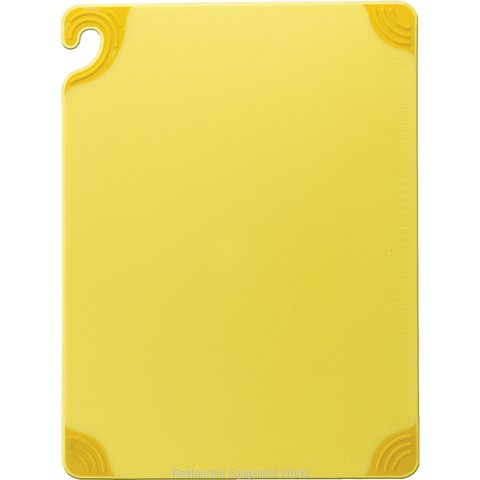 San Jamar CBG152012YL Cutting Board