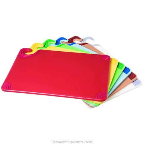 San Jamar CBG1520KC Cutting Board, Plastic