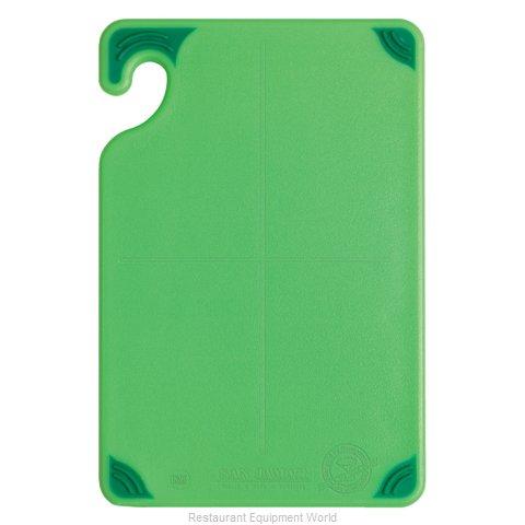 San Jamar CBG6938GN Cutting Board, Plastic