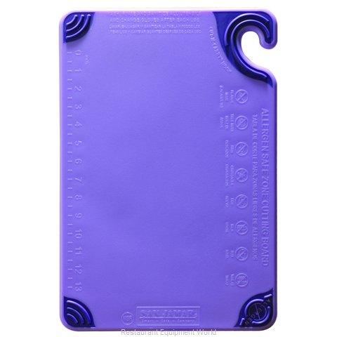 San Jamar CBG6938PR Cutting Board, Plastic