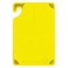 Tabla para Cortar <br><span class=fgrey12>(San Jamar CBG6938YL Cutting Board, Plastic)</span>