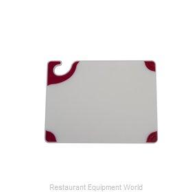 San Jamar CBGW152012RD Cutting Board, Plastic