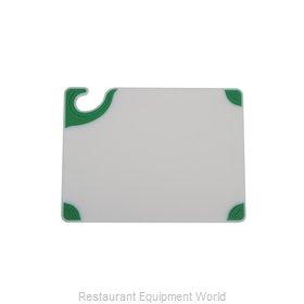 San Jamar CBGW912GN Cutting Board, Plastic