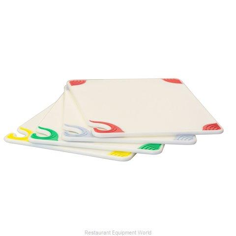 San Jamar CBGW912QS Cutting Board, Plastic