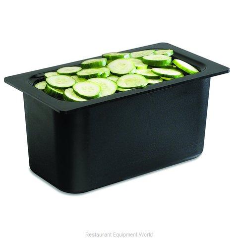 San Jamar CI7002BK Food Pan, Refrigerant Filled