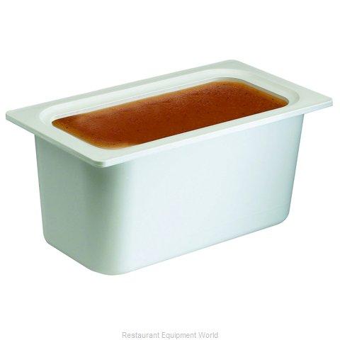 San Jamar CI7003WH Food Pan, Refrigerant Filled