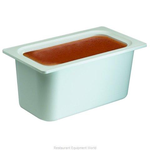 San Jamar CI7004WH Food Pan, Refrigerant Filled
