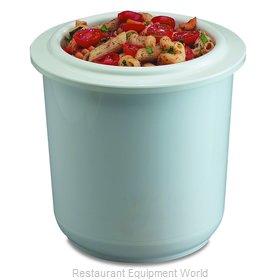 San Jamar CI7015WH Salad Crock
