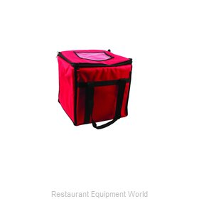 San Jamar FC1212-RD Food Carrier, Soft Material