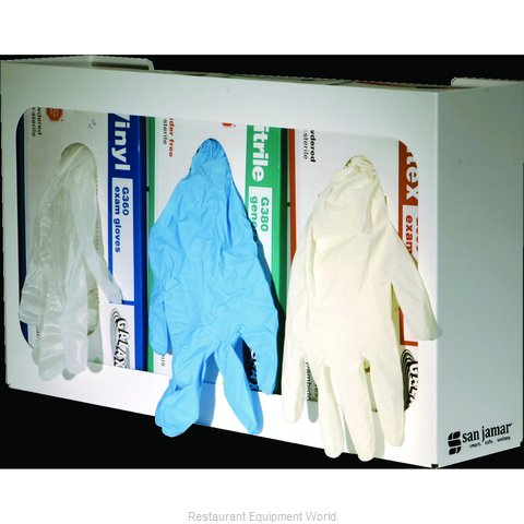 San Jamar G0804 Disposable Gloves Dispenser
