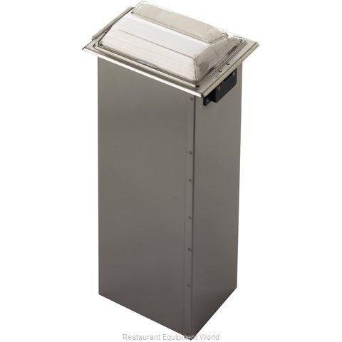 San Jamar H2001CLSS12 Paper Napkin Dispenser