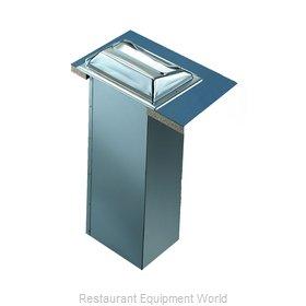 San Jamar H2001SC Paper Napkin Dispenser