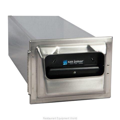 San Jamar H2001SS Paper Napkin Dispenser