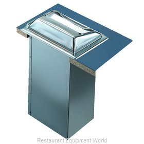 San Jamar H2001SS12 Paper Napkin Dispenser