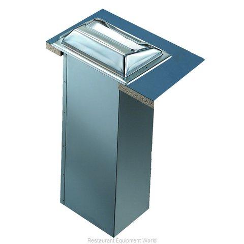 San Jamar H2001XC Paper Napkin Dispenser