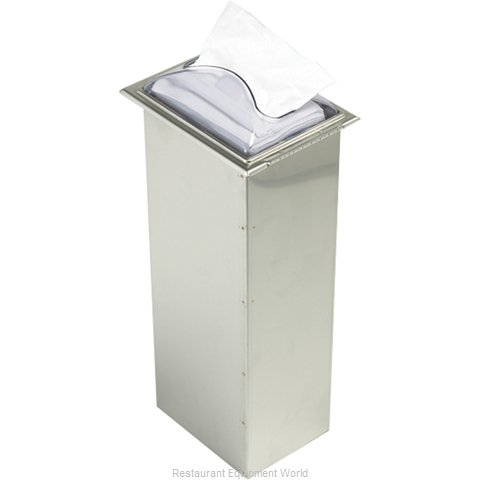 San Jamar H2003CLSS Paper Napkin Dispenser