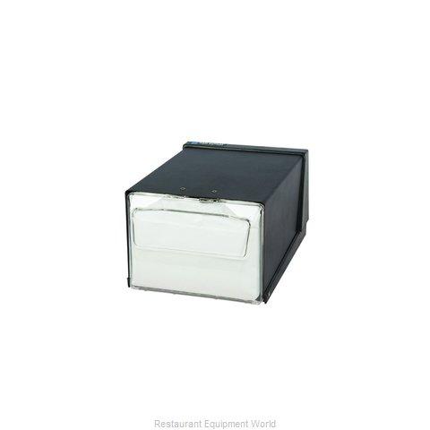 San Jamar H3001CLBK Paper Napkin Dispenser